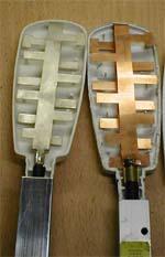 Логопериодический облучатель антенны бестер параболик